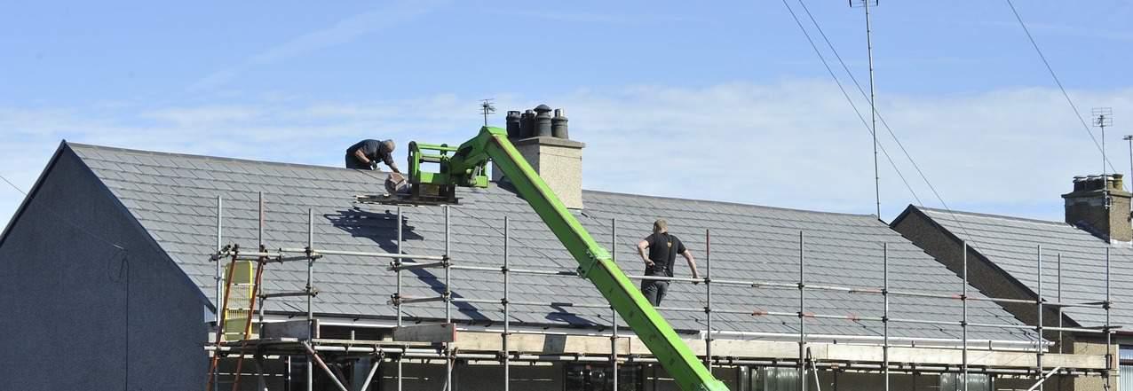 גגות רעפים - התקנה ותיקון גגות רעפים