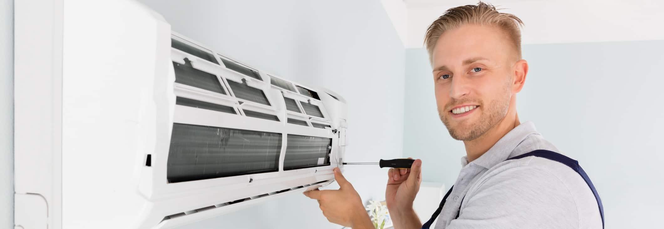 טכנאי מזגנים - תיקון מזגן